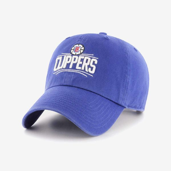 LA Clippers Logo Hat