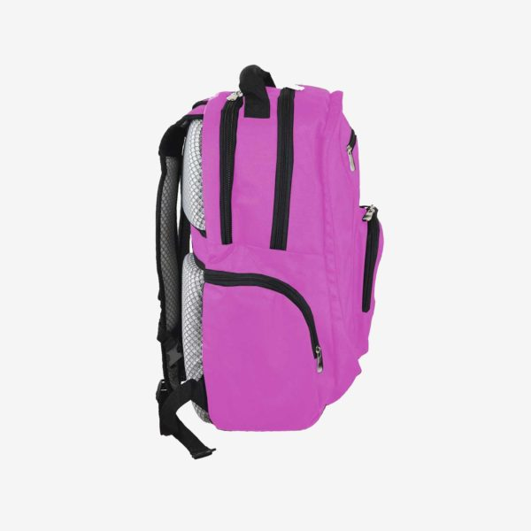 LA Clippers Laptop Backpack Pink