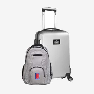 LA Clippers Luggage Set
