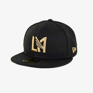 LAFC New Era Fitted Hat