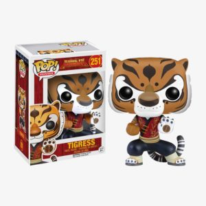 Kung Fu Panda - Tigress Kids Toy