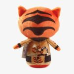 Kung Fu Panda Tigress Stuffed Animal