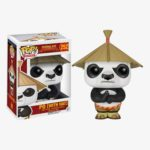 Kung Fu Panda – Po with Hat Action Figure