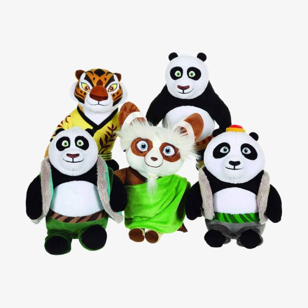 Kung Fu Panda 3 Master Shifu Assorted Plush Toy