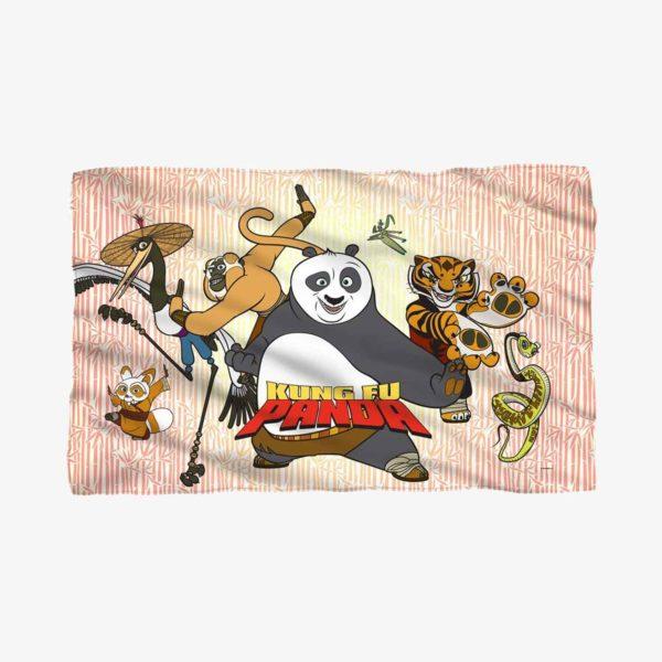 Kung Fu Panda - Fleece Throw Blanket