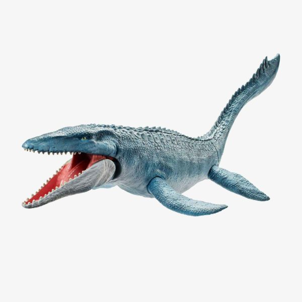 Jurassic World Real Feel Mosasaurus Toy