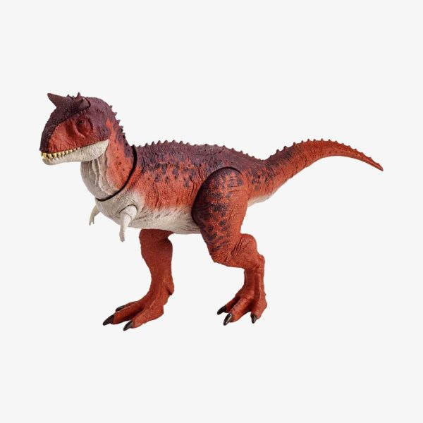 Jurassic World Action Attack Carnotaurus Toy
