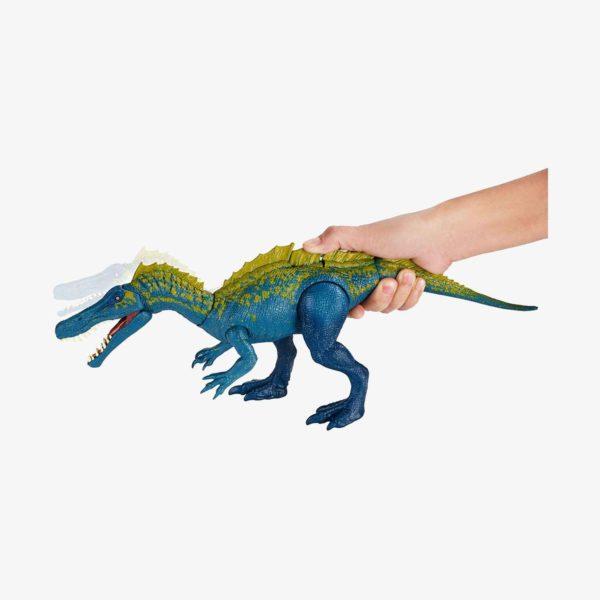 Jurassic World Action Attack Suchomimus Toy