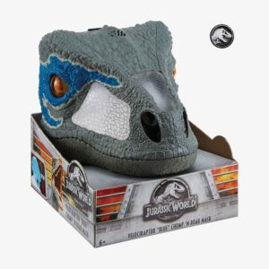 Jurassic World Chomp 'n Roar Mask Velociraptor