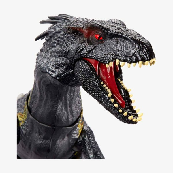 Jurassic World Grab 'n Growl Indoraptor Dinosaur Toy