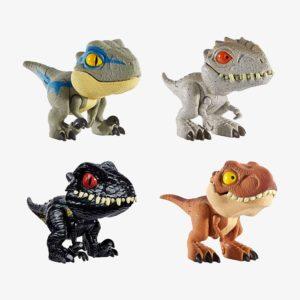 Jurassic World Snap Squad